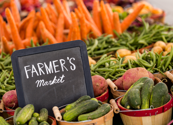 Farmer's Market Tips and Tricks