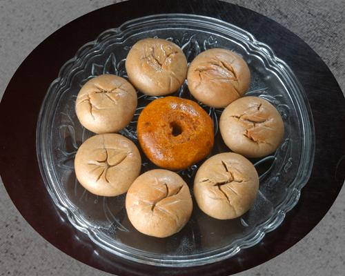 Baati – Baked Wheat Flour Balls