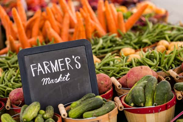 Farmer's Market Tips and Tricks