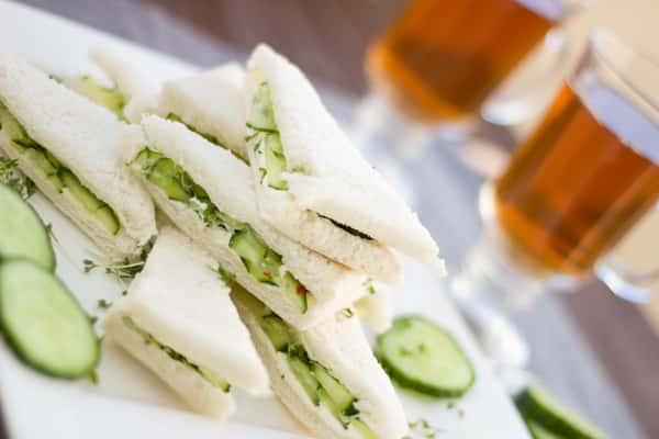 Chai, Chutney and Sandwich Palate