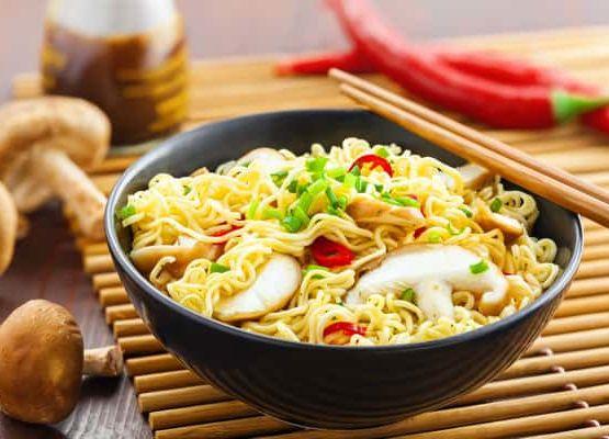 Vegan Noodles Palate