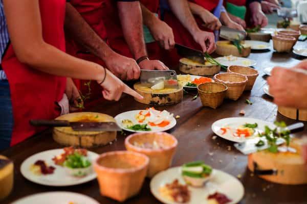 Vegetarian Cooking Class Series (6 Classes)