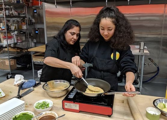 Teen Cooking Class Series (4 classes)