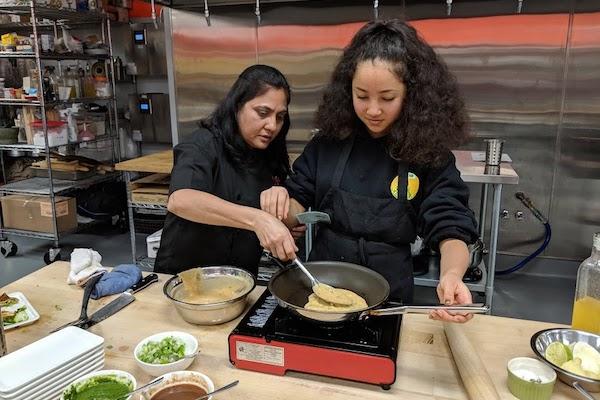 Teen Cooking Class Series (4 classes)